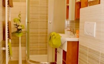 Ubytování Valtice - penzion Réva - koupelna