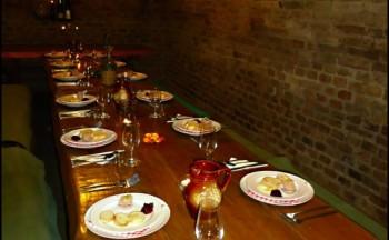 Ubytování Valtice - hostina ve vinném sklepě