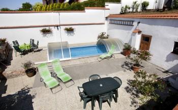 Ubytování Valtice - penzion Réva bazén