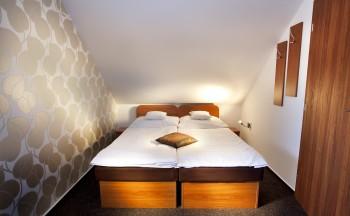 Ubytování Valtice - penzion Réva menší pokoj
